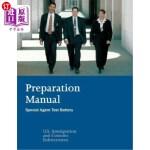 【中商海外直订】Preparation Manual: Special Agent Test Battery: Pre