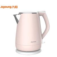 九阳(Joyoung)热水壶烧水壶电水壶 双层防烫304不锈钢 家用大容量电热水壶 K15-F626(邓伦推荐)