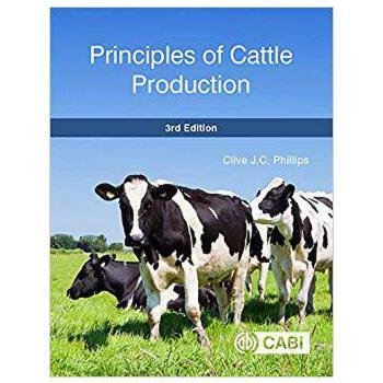【预订】Principles of Cattle Production 9781786392701 美国库房发货,通常付款后3-5周到货!