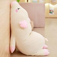猪布娃娃软体儿童生日礼物女可爱趴趴猪公仔暖手抱枕毯毛绒玩具