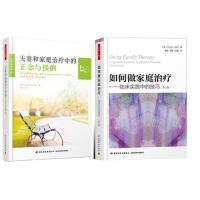 正版 全二册 如何做家庭治疗 临床实践中的技巧 第三版+夫妻和家庭治疗中的正念与接纳 夫妻和家庭治疗方面书 家庭治疗心