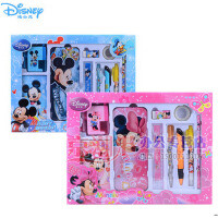富乐梦 Disney迪士尼 米奇米妮文具组合套装中礼盒FG-K3087