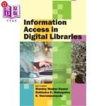 【中商海外直订】Information Access in Digital Libraries