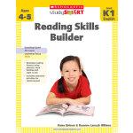 Scholastic Study Smart: Reading Skills Builder K1 学乐聪明学习系列练习册K1:阅读技巧(Ages 4-5)ISBN9789810713775