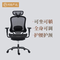 在家办公利器 保护颈椎 多功能人体工学转椅