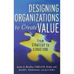 【预订】Designing Organizations to Create Value: From Strategy
