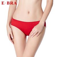 【149任选2件】安莉芳集团E-BRA女士内裤舒适薄款棉质底档中低腰三角裤K2W0048