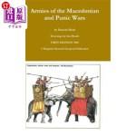 【中商海外直订】Armies of the Macedonian and Punic Wars