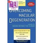 【中商海外直订】Overcoming Macular Degeneration: A Guide to Seeing