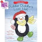 【中商海外直订】Adventures of Piddle Diddle, the Widdle Penguin Pid