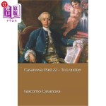 【中商海外直订】Casanova: Part 22 - To London
