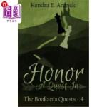 【中商海外直订】Honor: A Quest In