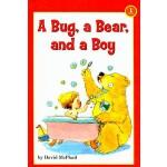【预订】A Bug, a Bear, and a Boy