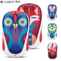 Logitech/罗技 M238无线鼠标 USB电脑笔记本办公鼠标 可爱卡通动物世界  全新盒装正品行货