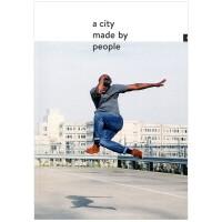 包邮全年订阅 a city made by people 城市生活风格志 荷兰英文原版 年订2期
