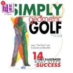 【中商海外直订】Simply Geometric Golf