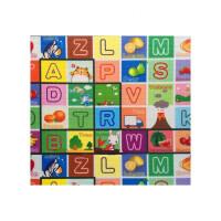 宝宝婴儿童爬行垫加厚2cm3泡沫地垫防潮爬爬垫游戏毯拼接家用抖音