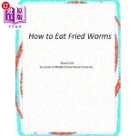 【中商海外直订】How to Eat Fried Worms Novel Unit