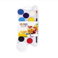 晨光6516/6517全干水彩套装 颜料套装 彩色颜料 携带便携 水粉颜料