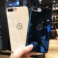 苹果X手机壳7plus全包防摔 iphone8套子光面软6S个性情侣潮男女款