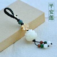 本命年天然菩提子汽车钥匙挂件 男女 创意中国风钥匙扣情侣礼品