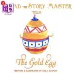 【中商海外直订】The Gold Egg