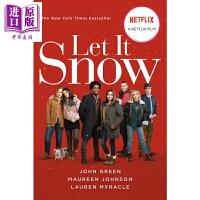 【中商原版】冬季浪漫故事(电影版) 英文原版 Let It Snow (Movie Tie-In) John Green