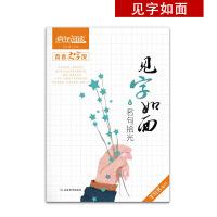 疯狂阅读 见字如面6 名句拾光 手写书字帖诗词经典(新版)--天星教育