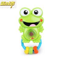 【六一儿童节特惠】 婴幼儿童玩具手摇铃牙胶0-3-6-12个月益智新生儿宝宝安抚玩具