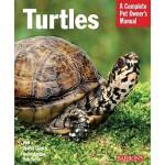 【预订】Turtles: Everything about Purchase, Care, and Nutrition