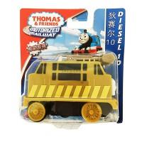 托马斯和朋友们小火车男孩玩具电动火车头基础轨道儿童女孩BGJ69 10 官方标配