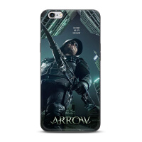 iphone6苹果5se手机黑壳6splus保护套DC漫画英雄绿箭侠潮男女个性