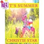 【中商海外直订】It's Summer: An Alphabet Celebrating The Seasons Bo
