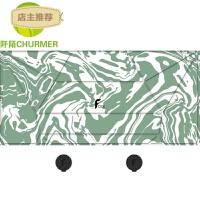超薄折纸支架 手机平板电脑笔记本多功能支架 超轻便携SN5805 绿色墨水纹路