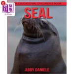 【中商海外直订】Seal! an Educational Children's Book about Seal wit