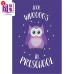 【中商海外直订】Look Whoooo's in Preschool: Funny Owl Back to Schoo
