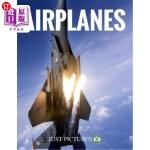 【中商海外直订】Airplanes
