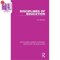 【中商海外直订】Disciplines of Education
