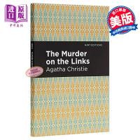 【中商原版】高尔夫球场命案 阿加莎 克里斯蒂 英文原版 The Murder on the Links Agatha C