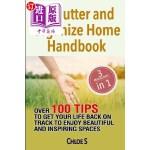 【中商海外直订】Declutter and Organize Home Handbook: Over 100 Tips