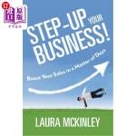 【中商海外直订】Step-Up Your Business!: Boost Your Sales in a Matte