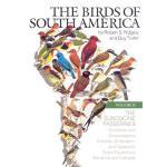 【预订】The Birds of South America: Vol. II, the Suboscine Pass