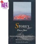 【中商海外直订】Storey: Plays Two