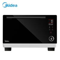 美的(Midea)25L多功能家用蒸烤一体机蒸烤箱S3-L251E 台式蒸箱电烤箱蒸炉烤炉二合一 家电