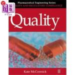 【中商海外直订】Quality (Pharmaceutical Engineering Series)