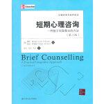 短期心理咨询:一种基于实践整合的方法(第二版)(心理咨询与治疗译丛)