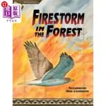 【中商海外直订】Firestorm in the Forest