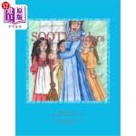 【中商海外直订】Sootycinders: ...a Cinderella Tale to Color...