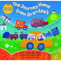 The Journey Home from Grandpa's(A Barefoot Singalong)到爷爷家(书