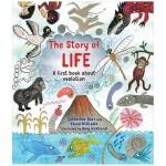 The Story of Life 生命的故事: 关于进化论的第一本书 英文原版 3-6岁